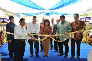 BIMC Hospital Nusa Dua opened by Indonesian Minister of Tourism and Creative Economy