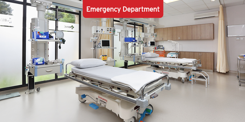 24hr Accident & Emergency Centre