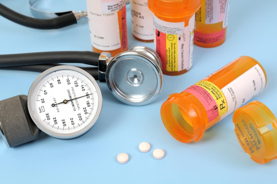 Blood Pressure Meds When Stopping May Be Appropriate