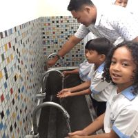 Hand Hygiene at Pompeii International School