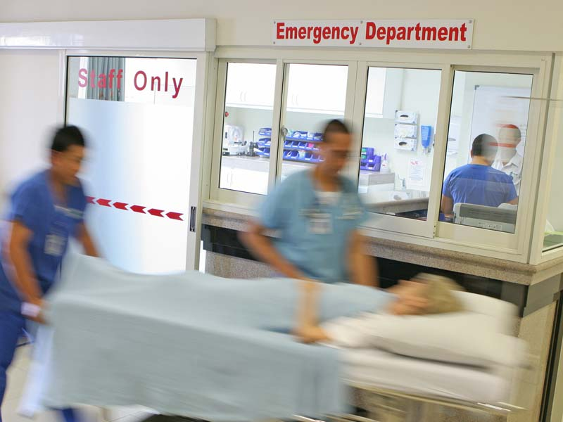 24 hours medical and emergency centre
