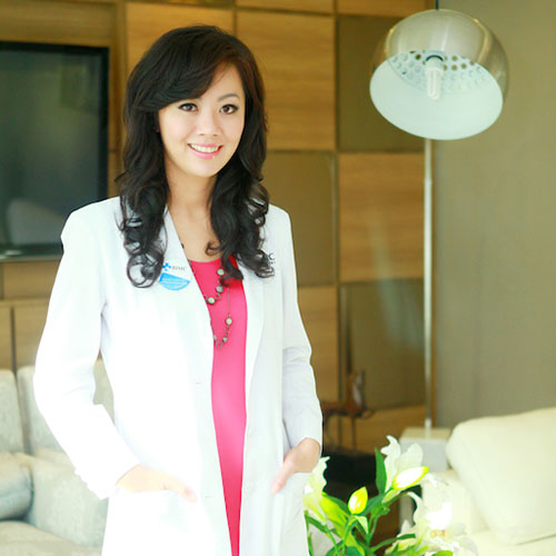 dr. Rosalina Silvia Dewi, M. Biomed (AAM) Diploma AAAM (USA)
