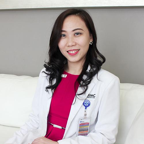dr. Sissy Yunita Surya, M. Biomed (AAM)