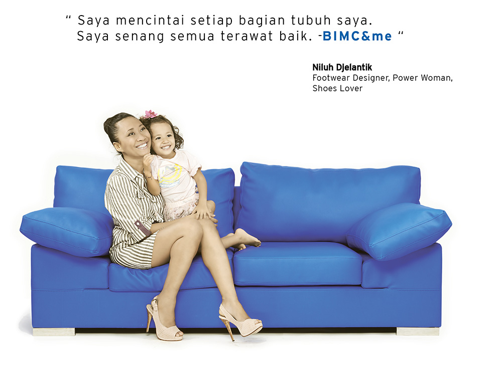 Niluh Djelantik for BIMC Hospital