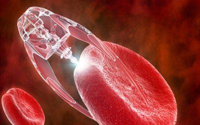 nanotechnology in healthcare illustration