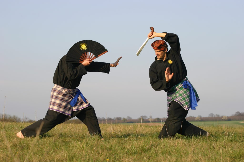 Keep Fit the Indonesian Way: Pencak Silat