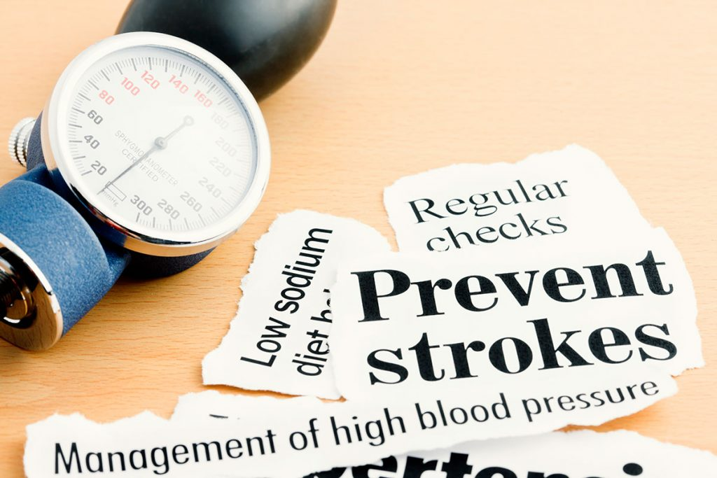 Seven Steps to Avoid Stroke