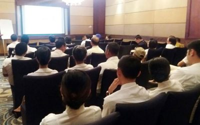 Pain Syndrome Health Talk for Hotel Group