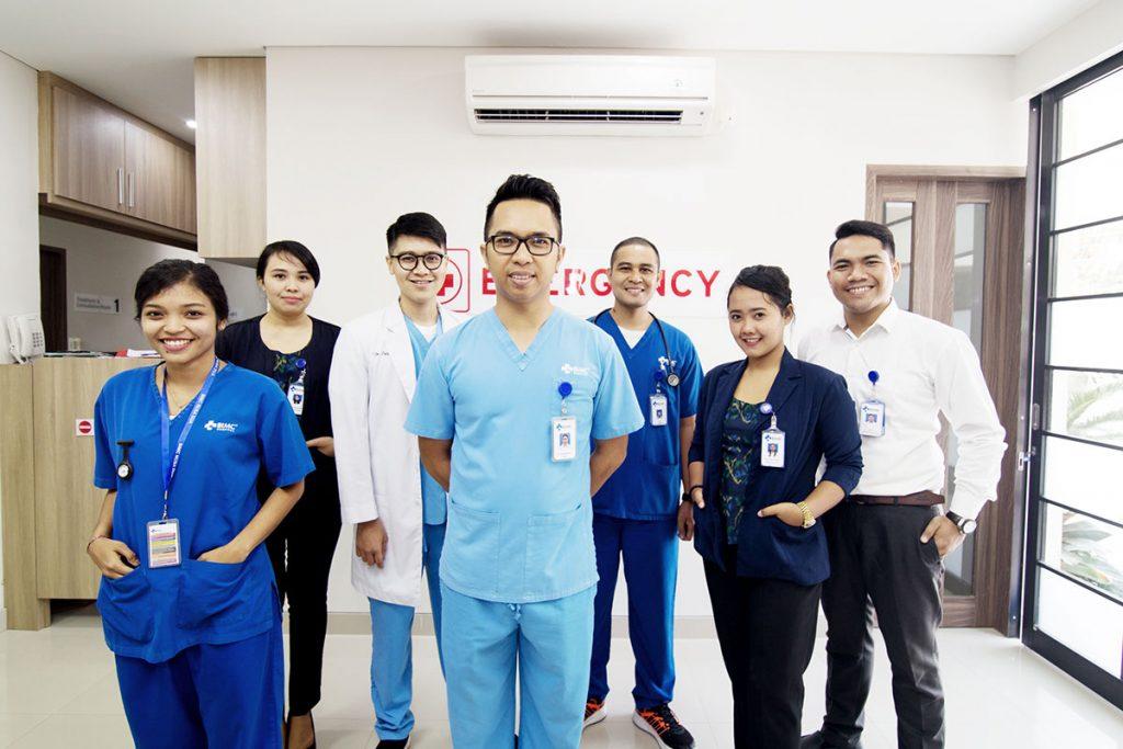 Team-BIMC-Ubud-BIMC Ubud Medical Centre
