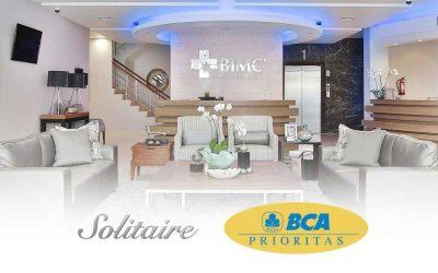 BIMC Siloam Nusa Dua In cooperation with BCA priority / solitaire