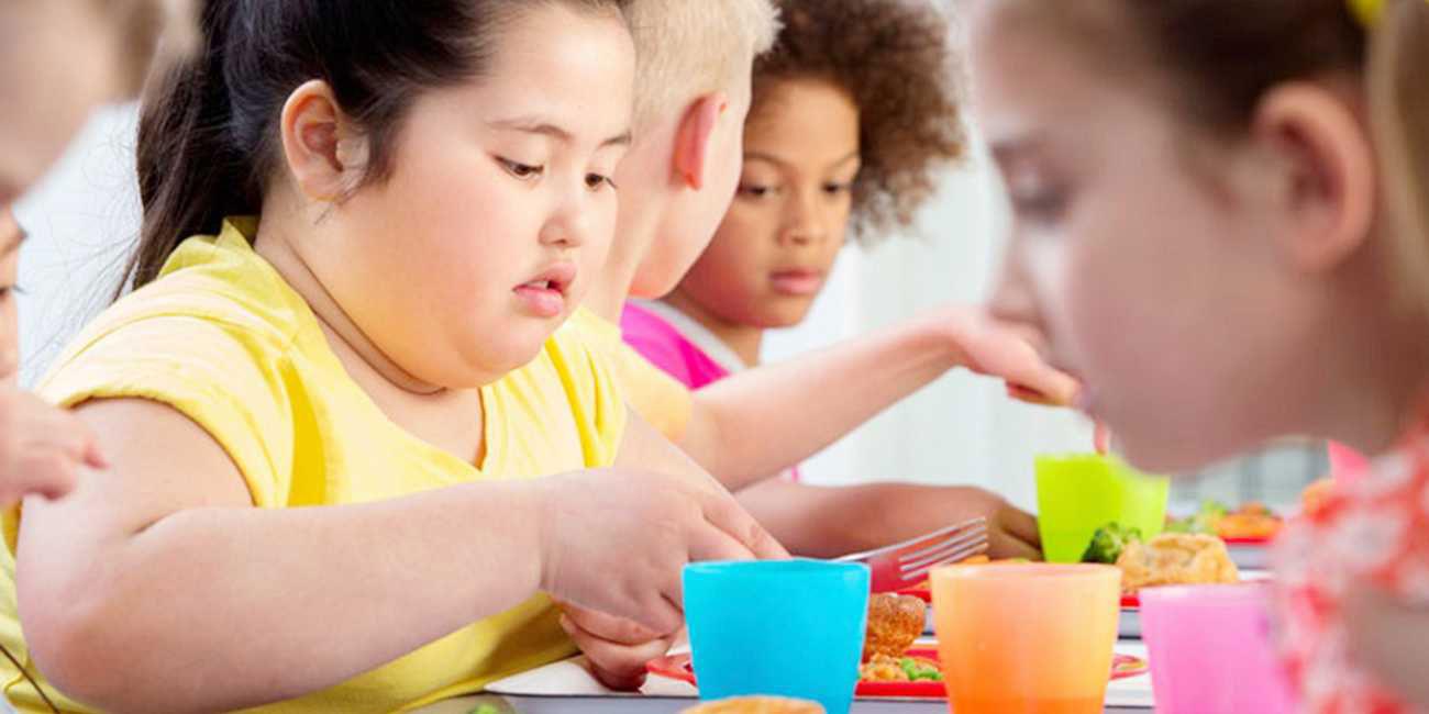 Indonesian Children Amongst Regions Obese