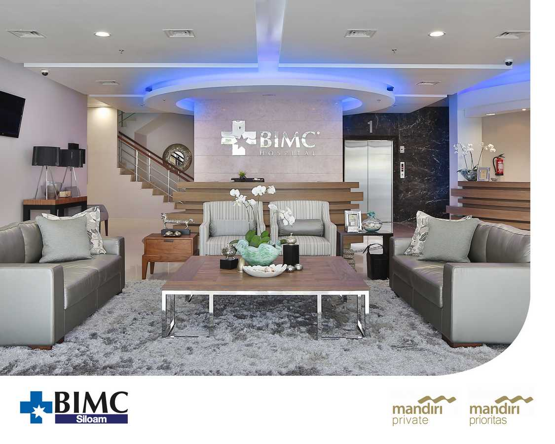 BIMC Siloam Nusa Dua Partners with Bank Mandiri
