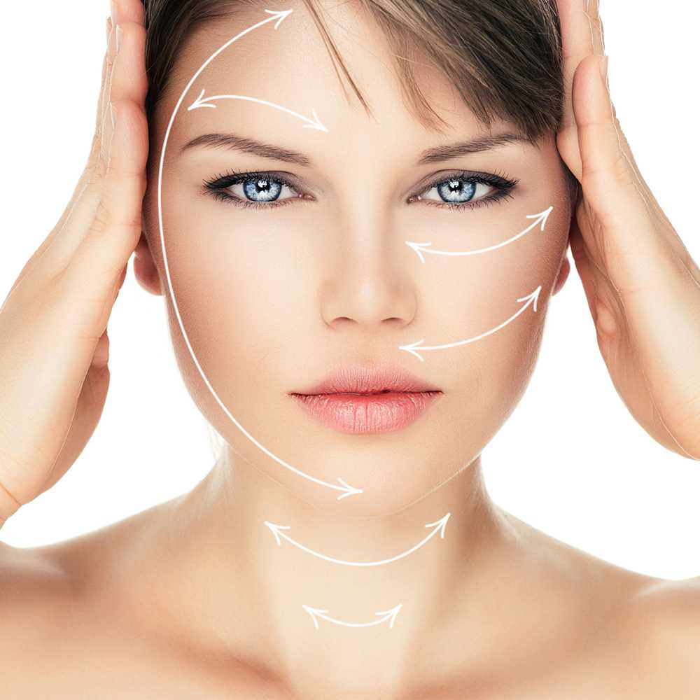 Face lift Neck Lift