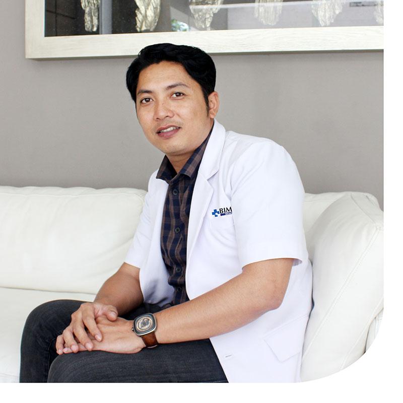 dr. I Komang Agus Krisna Saputra SP. OT, M.Biomed (Orthopaedic Surgeon)