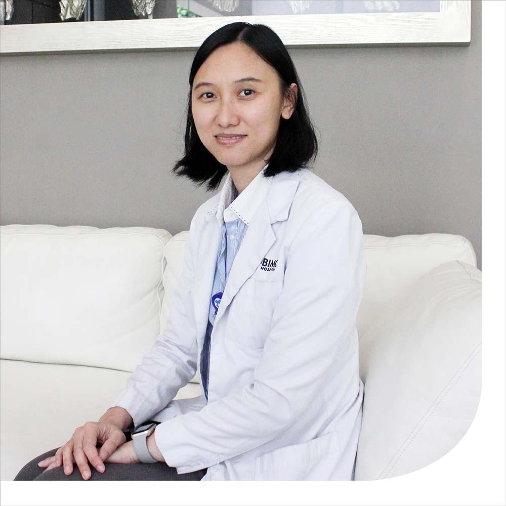 dr Cindy Henrietta Nasrani M Biomed SpAn