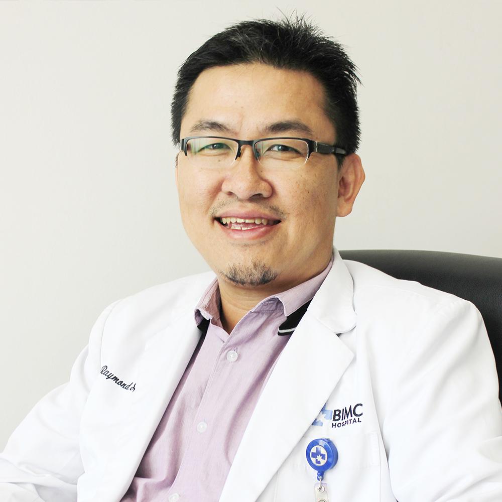 dr. Raymond Sebastian Sp. PD (Internist)