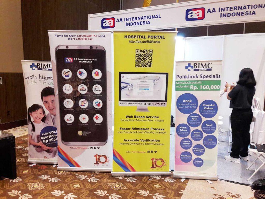 BIMC Siloam Nusa Dua support Indonesia Rendezvous Event 2018 — BIMC Hospital bali 24 H Emergency