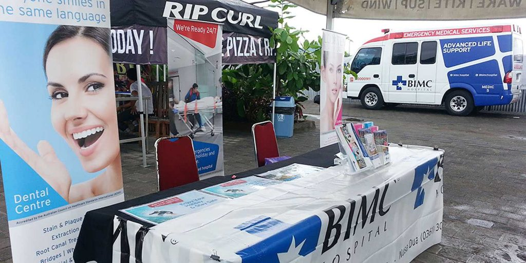 Bali Wake Boarding Competition Gets BIMC Support — BIMC Hospital bali 24 H Emergency