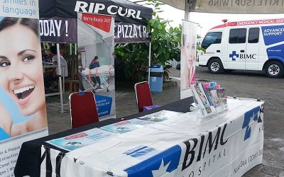 Bali Wake Boarding Competition Gets BIMC Support — BIMC Hospital bali 24 H Emergency