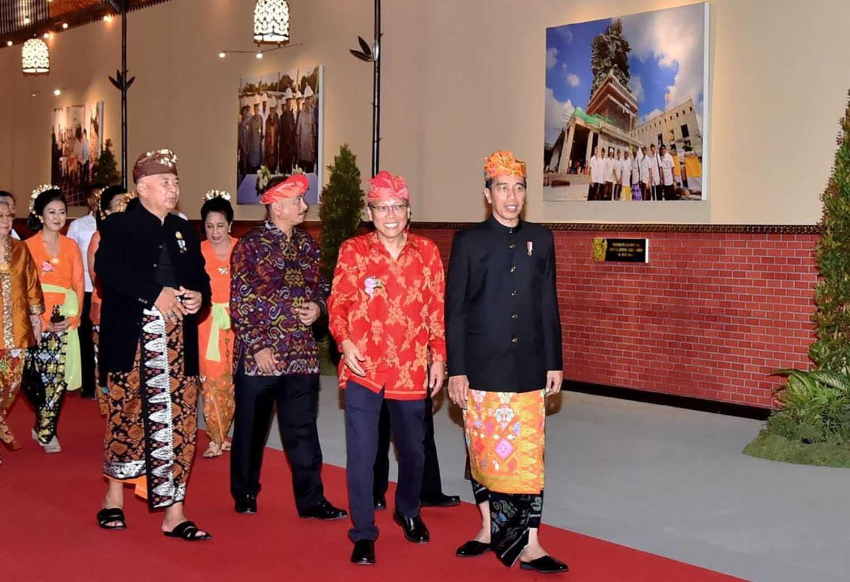 President Visits GWK Bali—BIMC Hospital bali 24 H Emergency