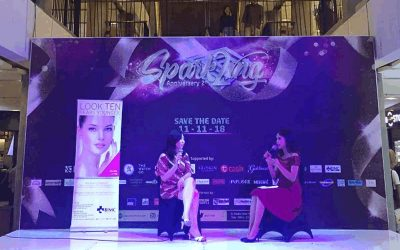 BIMC Nusa Dua's Beauty Talk on Level 21 Mall