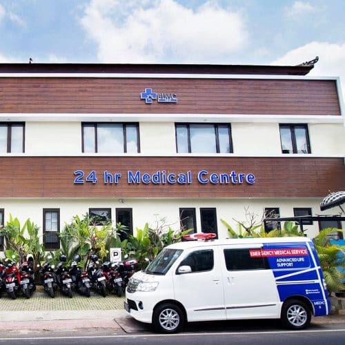BIMC Ubud - Bali Hospital