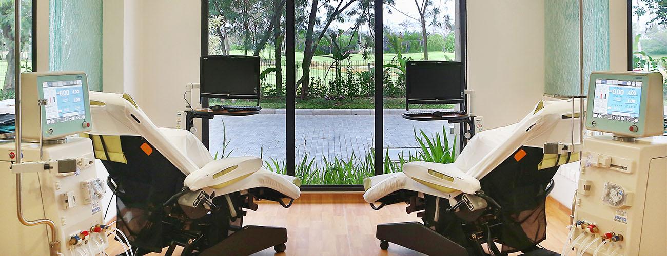 Dialysis Centre BIMC Hospital Siloam Nusa Dua - Bali