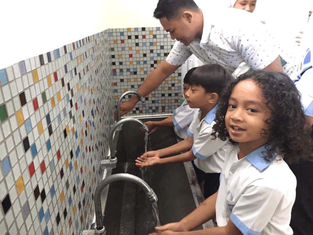 Hand Hygiene at Pompeii International School