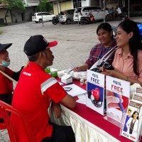 BIMC Siloam Nusa Dua Helps Bualu Village Keep Clean