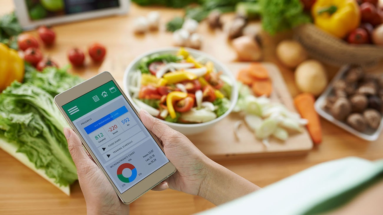 Lose Weight with the Help of an App