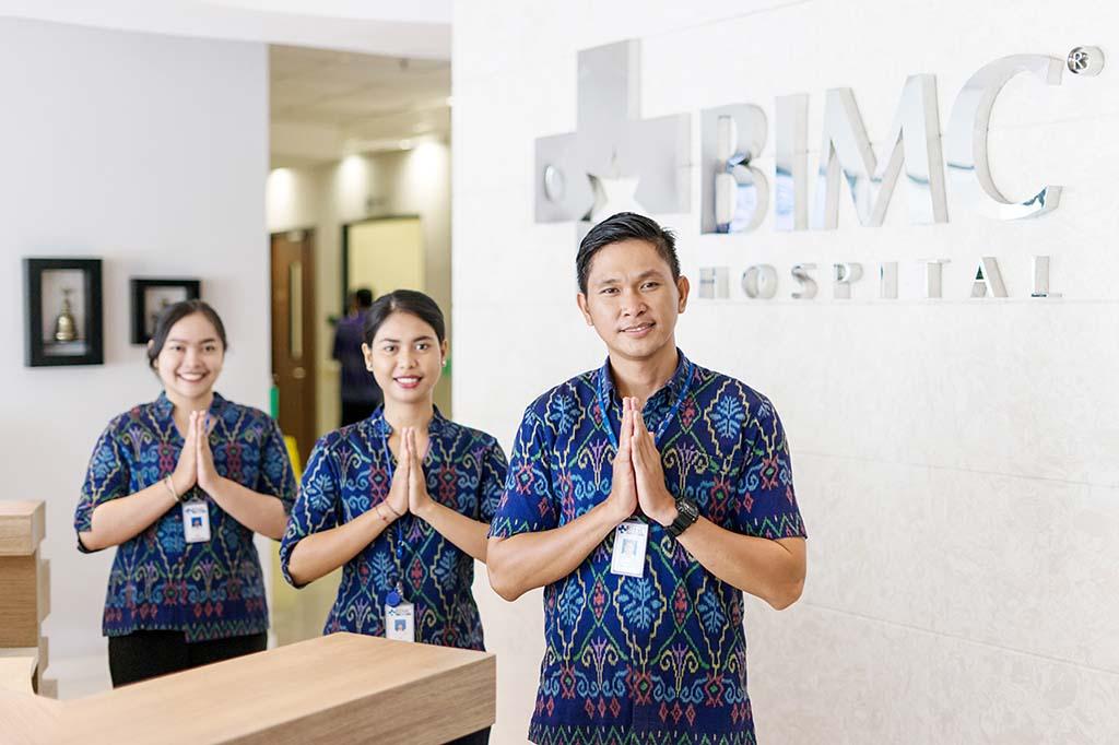 Rumah Sakit Bali - BIMC Siloam Hospital Nusa Dua Profile - Poliklinik Spesialis