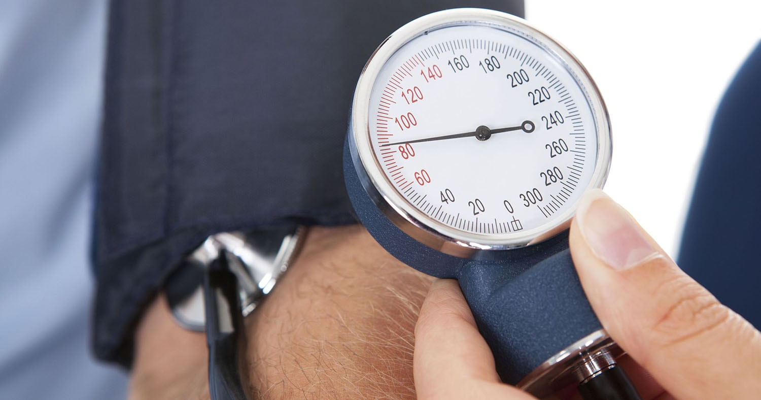 Watching Your Blood Pressure
