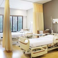 Rumah Sakit Bali Bimc Siloam Hospital Rawat Inap Shared Room 2