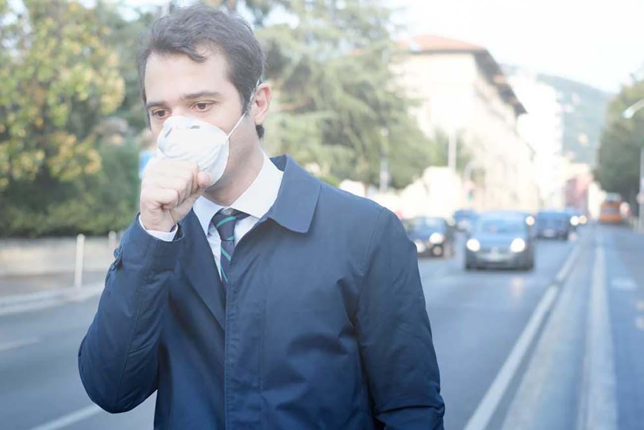 Study Jakarta Air Pollution A Major Health Concern