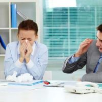 Preventing Tropical Cold & Flu Viruses In The Workplace