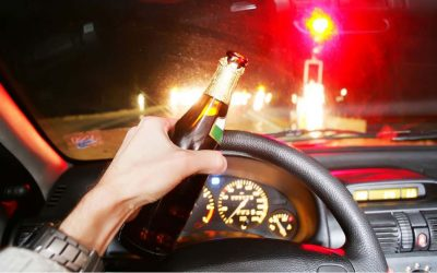 The Perils Of Drinking & Driving