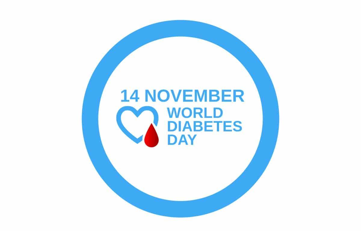 November 14 World Diabetes Day