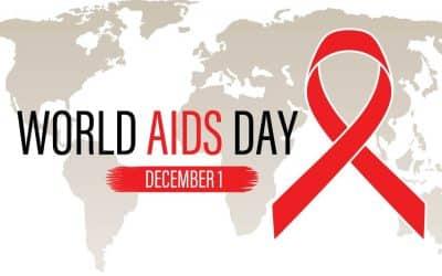 December 1 Worlds Aids Day