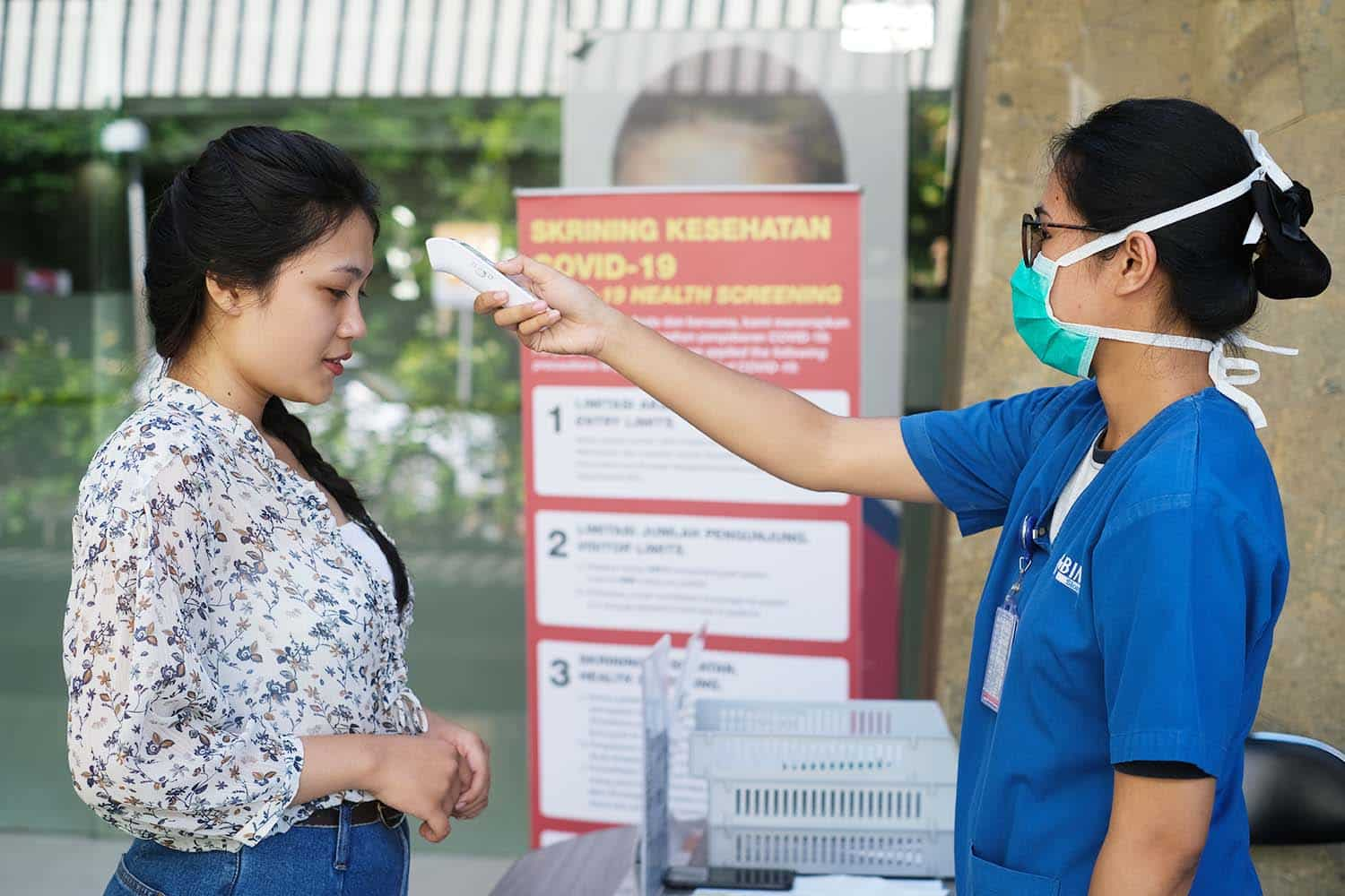 Best Practice For Safety During The Corona Virus Outbreak