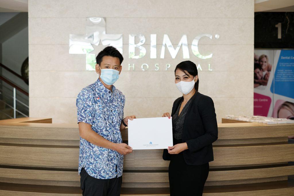 Hotel Nikko Bali Partners with BIMC Siloam Nusa Dua