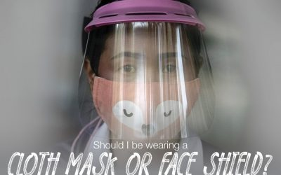 BIMCSiloam - Article Image - Should I be wearing face shiled or cloth mask