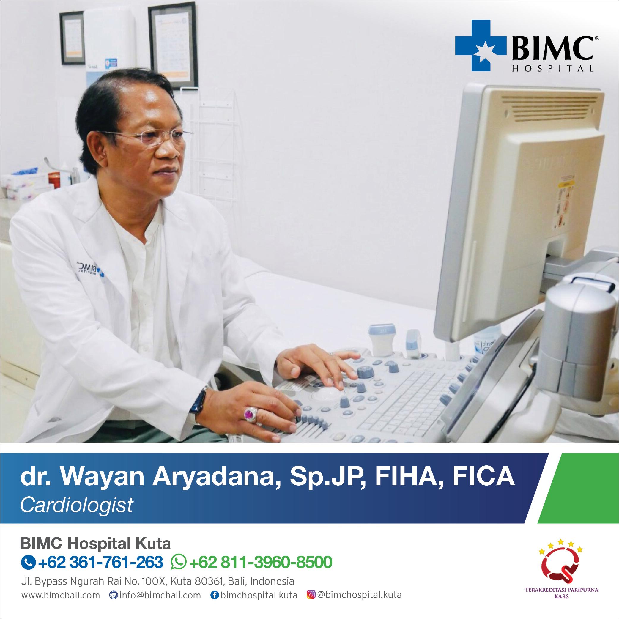 Dr. Aryadana