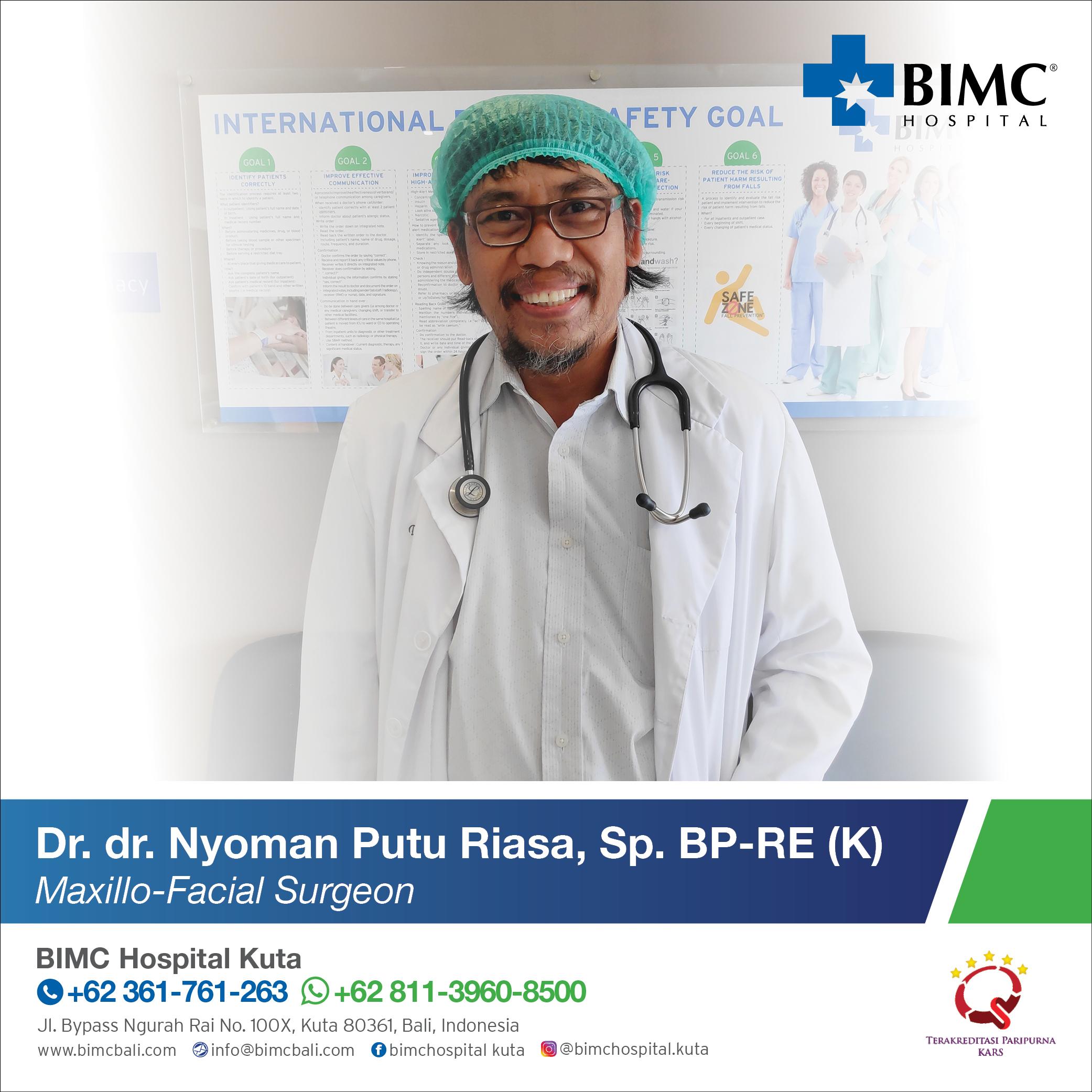 Dr. Riasa