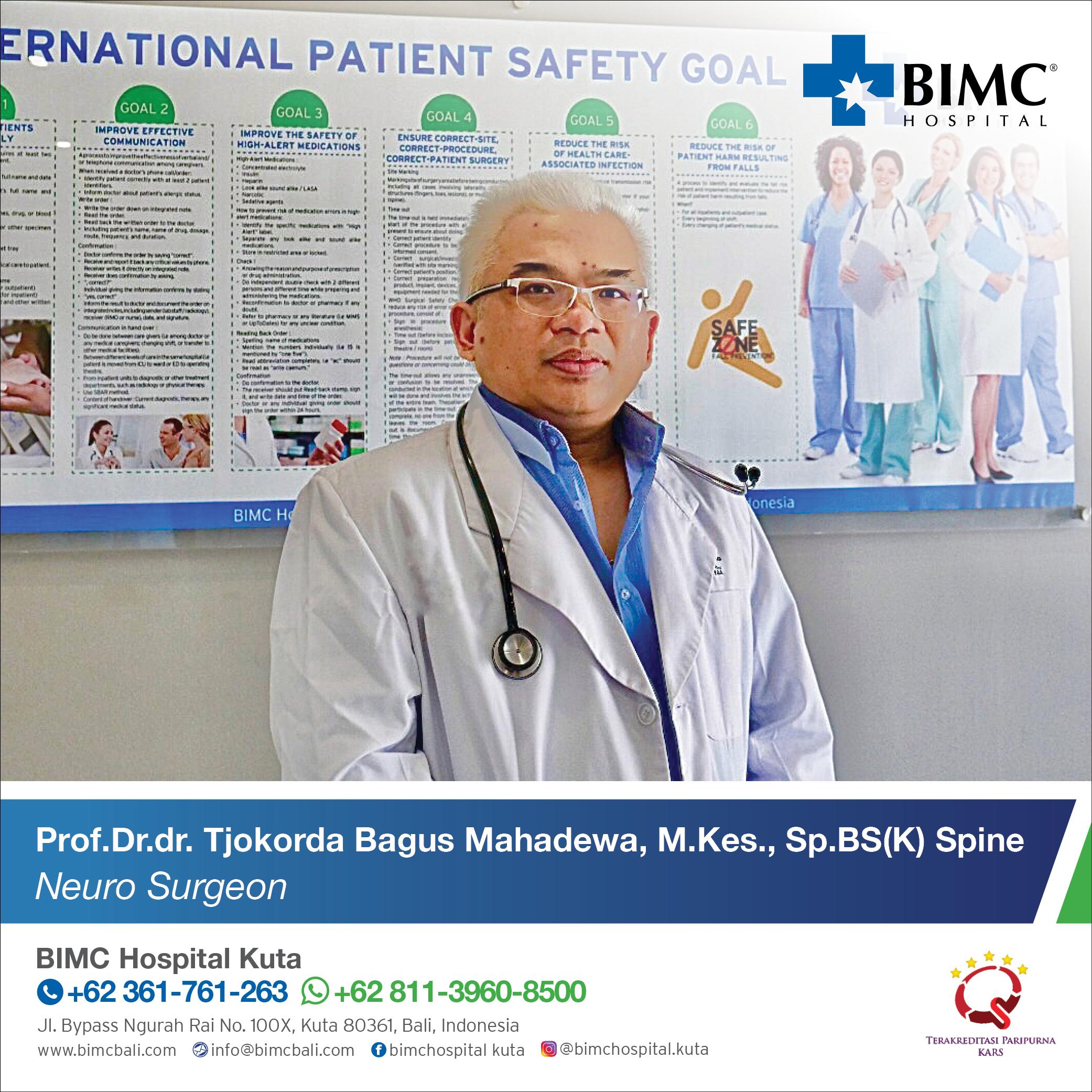 Dr.tjok Mahadewa