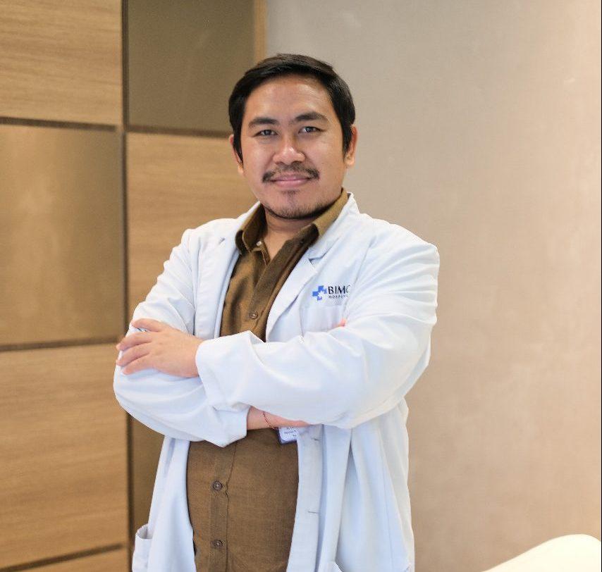 Dr. I Komang Adhi Parama Harta, Sp.btkv