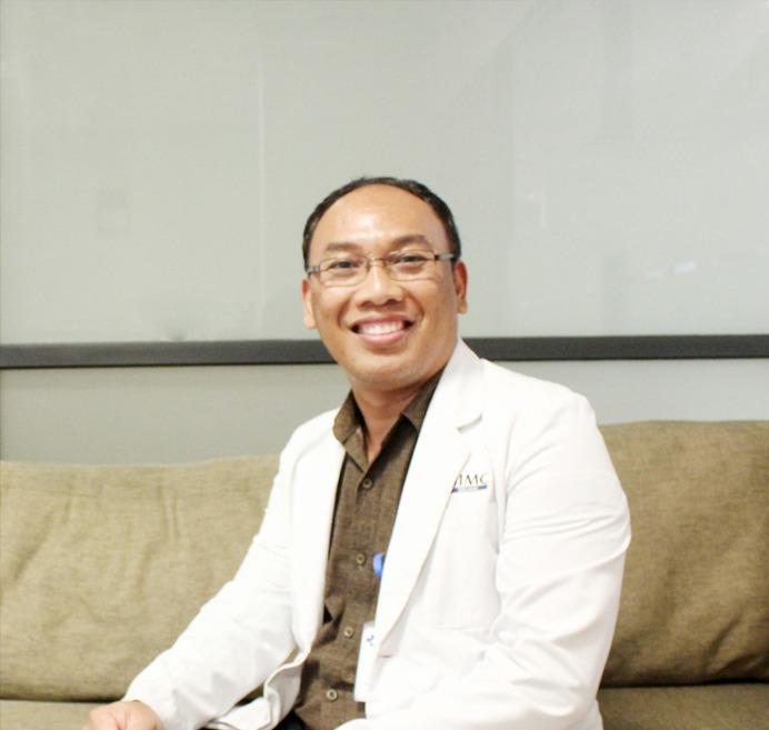Dr. I Made Wijaya, Sp. Rad