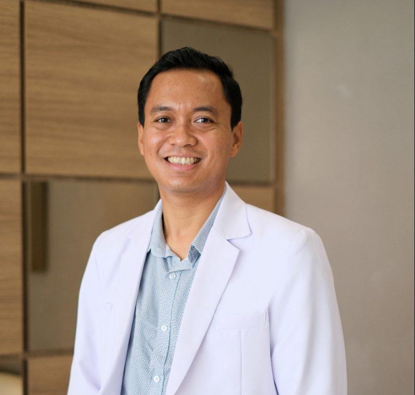 Dr. I Wayan Lolik Lesmana, M.biomed, Sp.tht Kl