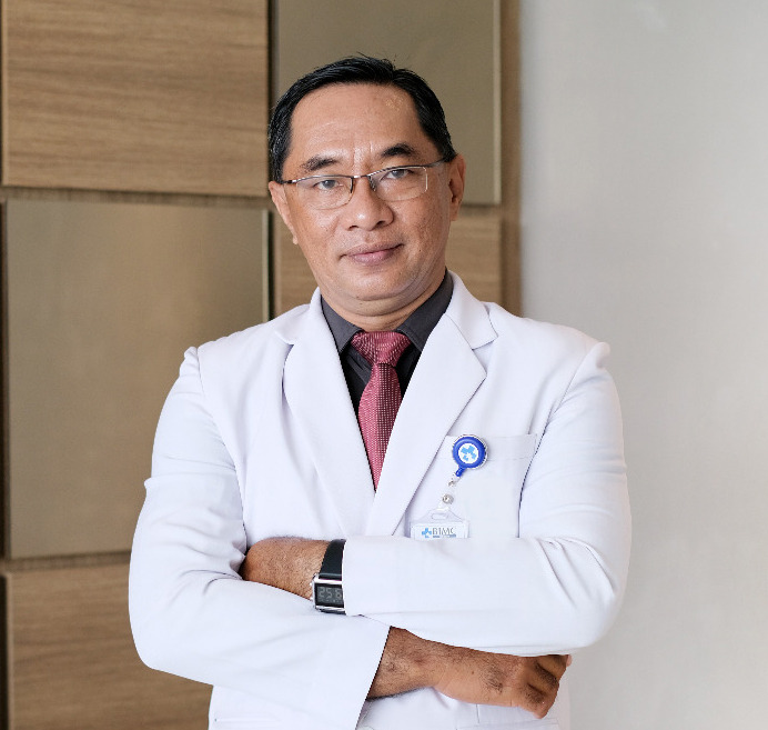 Dr. Sahat Hamonganan Harianja, M Biomed Sp. Kj