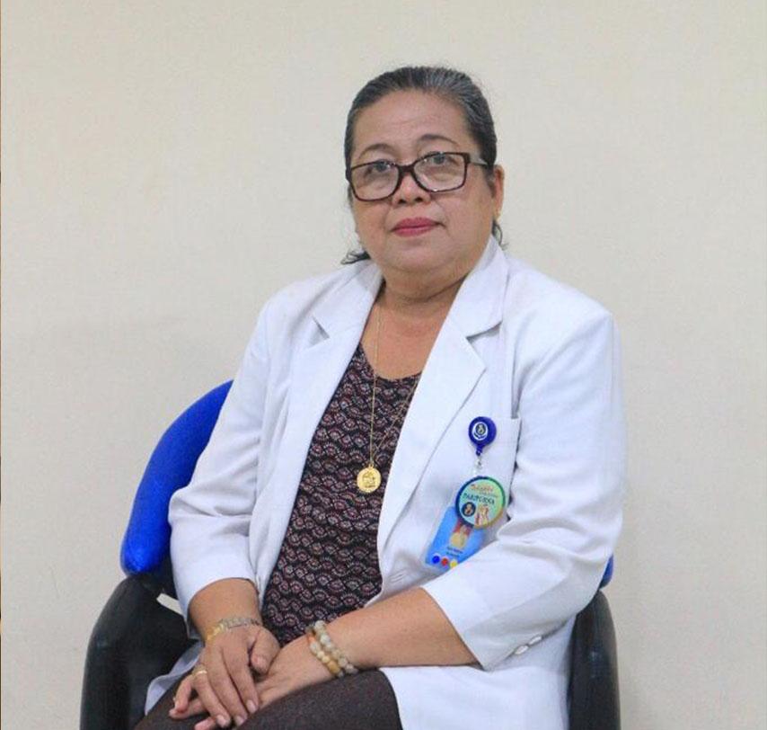 Dr. Aa. Ayu Srikandhyawati Karang, Sp.rm