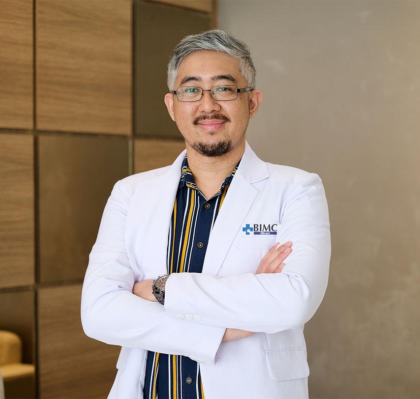Dr. Deddy Andaka, M.biomed, Sp.s, Finr, Fina